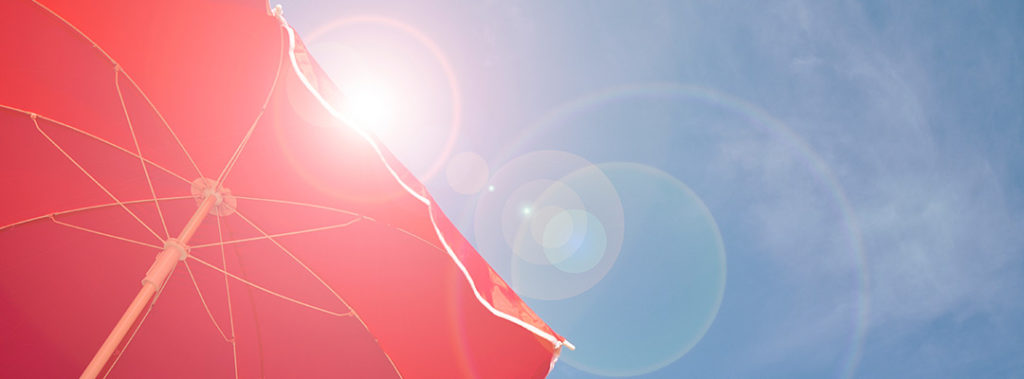 Symbolbild Studie Sonnenschutzmittel