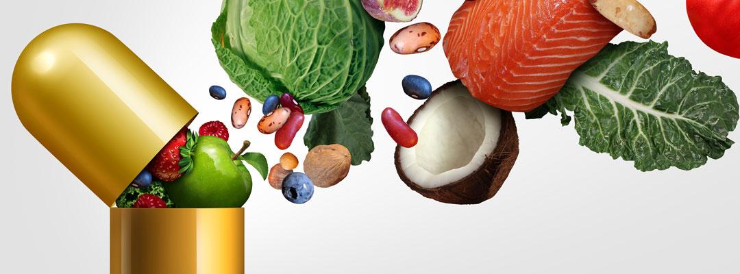Symbolbild Studie - Nahrungsergänzungsmittel