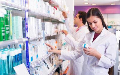 Apothekenexklusivität von Kosmetikmarken ist in der Apotheke entscheidend